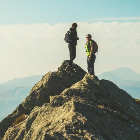 Wer oben sein will, braucht einen klaren Focus.